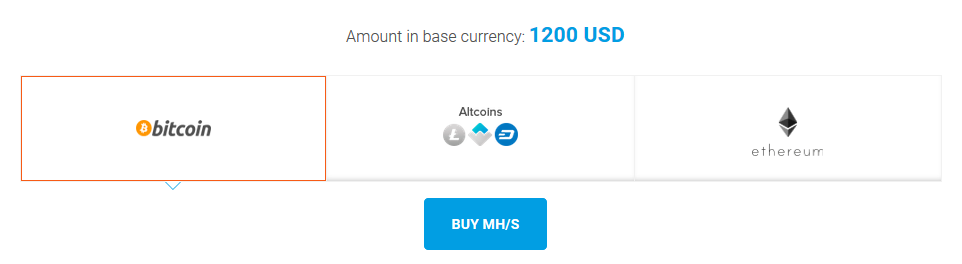 IQ mining buy hashpower