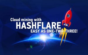 hashflare start mining